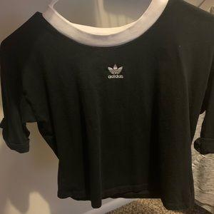Adidas Women's crop top